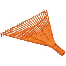 Грабли пластиковые веерные усиленные FIT арт 77002 22 зуба