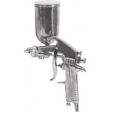 Краскопульт пневмат. с верхим металл. бачком 300 мл, быстросъемное соединение арт. 81015