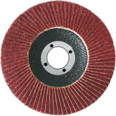 Диск лепестковый торцевой, 115 х 22 мм, #120 арт. 39906